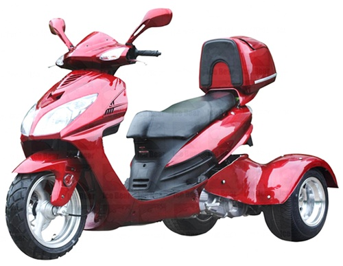 Ice Bear Eagle 150cc Motor Trike Moped Scooter Pst150 Manual Guide